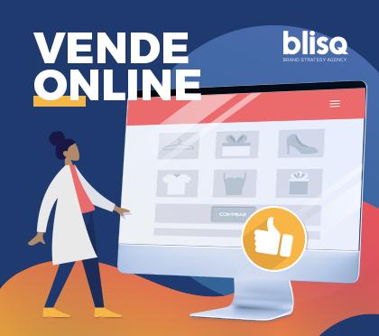 Blisq Creative | Queres criar uma loja online? Não percas a oportunidade de reinventar o teu negócio e começa a vender no digital. Promoção válida para novas lojas e-commerce.
