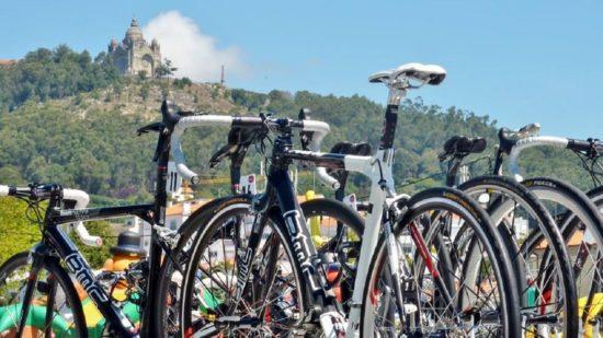 Alto Minho: Ciclistas pedalam em defesa da Serra d' Arga