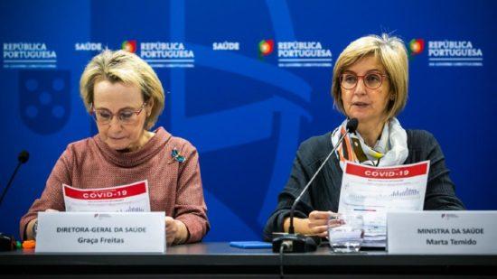 Marta Temido diz que confinamento é igual a março, mas a mentalidade das pessoas mudou