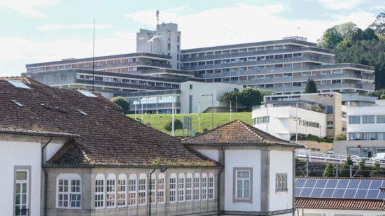 Covid-19: Hospital de Viana do Castelo aumenta internamento para 116 camas