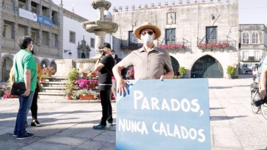 Apoio social único de 438 euros para trabalhadores independentes da Cultura