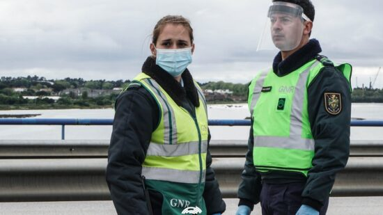 Covid-19: PSP e GNR detiveram 55 pessoas e multaram quase 12 mil em 20 dias