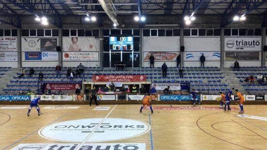 Juventude de Viana derrotada em casa pelo OC Barcelos
