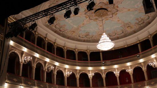 Viana do Castelo: Teatro Sá de Miranda adapta programação a segundo confinamento