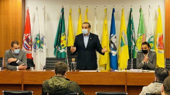 """Covid-19: Valença exige correção de """"erros"""" em lista """"desatualizada"""" com excesso de casos"""