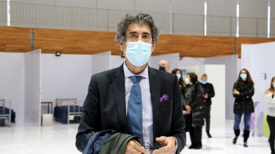 """Franklim Ramos: """"ULSAM tem sido capaz de responder às dificuldades não tendo sido necessário transferir doentes"""""""