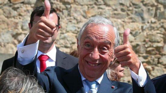 Eurosondagem: Marcelo ganha à 1.ª volta e Ana Gomes em segundo