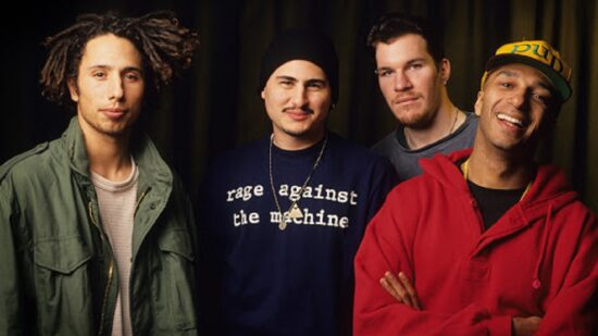 Rage Against the Machine lançam documentário
