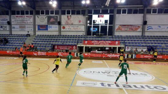 Futsal feminino: Santa Luzia começa fase decisiva do campeonato com vitória