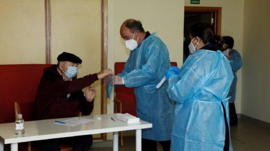 Presidenciais: Mais de 400 idosos em lares votaram antecipadamente a Norte
