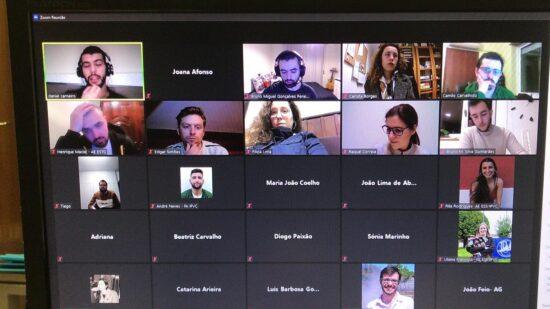 Conselho Municipal da Juventude de Viana do Castelo reuniu por videoconferência para fazer balanço do ano