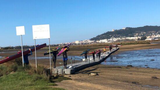 Darque Kayak Clube reduz mensalidades para crianças e jovens carenciados