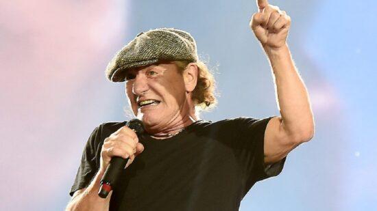 """Vocalista dos AC/DC publica em outubro livro de memórias """"The Lives of Brian"""""""