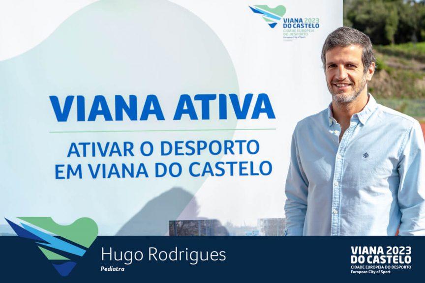 Viana Ativa | Dr. Hugo Rodrigues