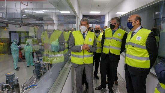 Viana do Castelo: Ministro da Economia visita Enercon para conhecer investimento de 20 milhões de euros