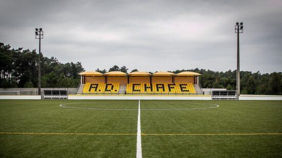 Rádio Geice transmite no facebook jogo entre a AD Chafé e o Vila Fria