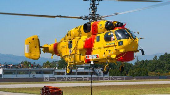 Fase crítica de fogos com 475 bombeiros e um helicóptero no Alto Minho