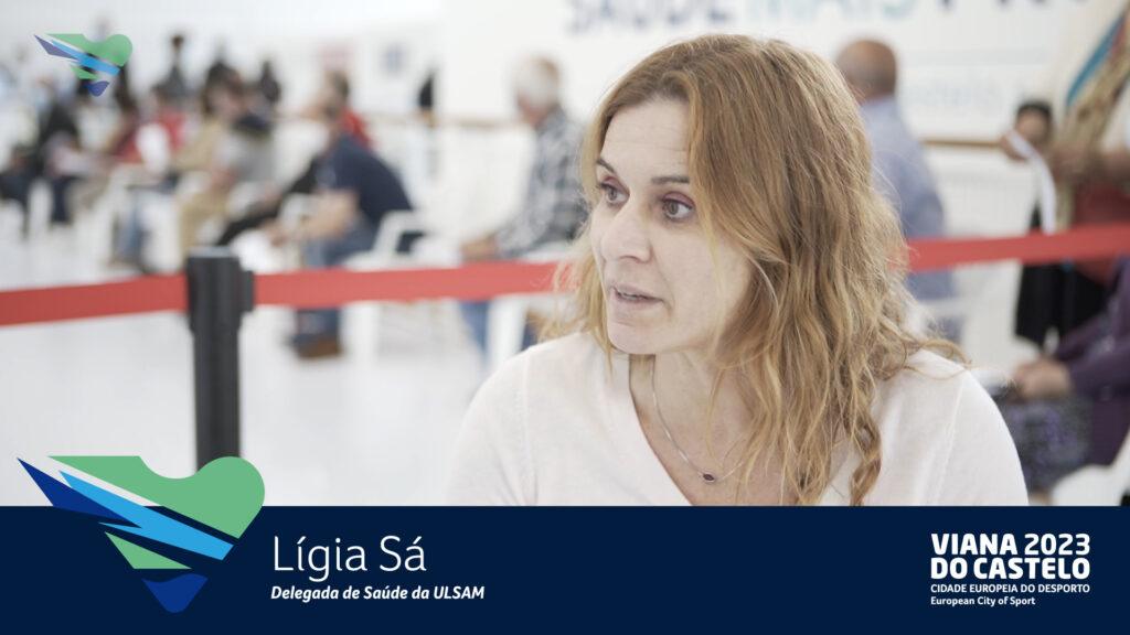 Viana Ativa | Ligia Sá