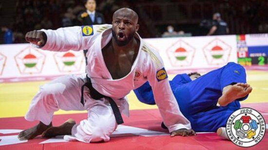 Jorge Fonseca sagra-se bicampeão mundial em -100 kg nos Mundiais de judo