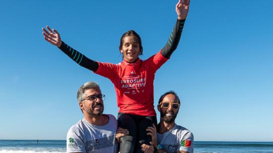 UTAD participa em projeto europeu que quer promover o surf adaptado
